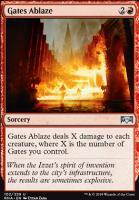 Ravnica Allegiance: Gates Ablaze