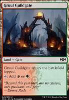 Ravnica Allegiance: Gruul Guildgate (249 A)