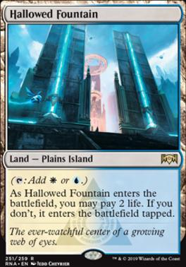 Ravnica Allegiance: Hallowed Fountain