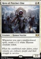 Ravnica Allegiance: Hero of Precinct One