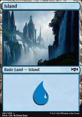 Ravnica Allegiance: Island