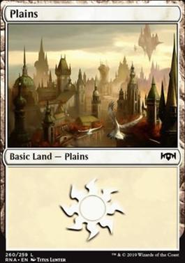 Ravnica Allegiance: Plains