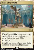 Ravnica Allegiance: Plaza of Harmony