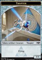Ravnica Allegiance: Thopter Token