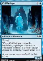 Ravnica Allegiance: Chillbringer