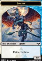 Ravnica Allegiance: Sphinx Token