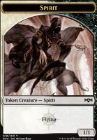 Ravnica Allegiance: Spirit Token