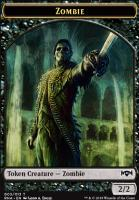 Ravnica Allegiance: Zombie Token