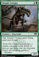 Ravnica Allegiance: Steeple Creeper