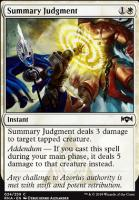 Ravnica Allegiance: Summary Judgment