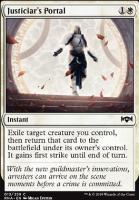 Ravnica Allegiance: Justiciar's Portal