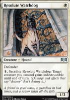 Ravnica Allegiance: Resolute Watchdog