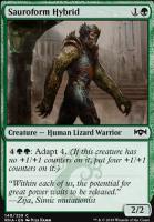 Ravnica Allegiance: Sauroform Hybrid