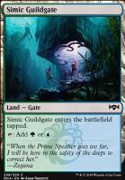 Ravnica Allegiance: Simic Guildgate (258 B)