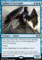 Ravnica Allegiance: Sphinx of Foresight