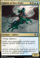 Ravnica Allegiance: Sphinx of New Prahv