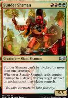 Ravnica Allegiance: Sunder Shaman