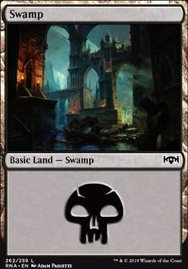 Ravnica Allegiance: Swamp