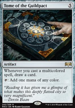 Ravnica Allegiance: Tome of the Guildpact