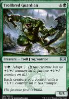 Ravnica Allegiance: Trollbred Guardian