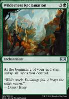 Ravnica Allegiance: Wilderness Reclamation