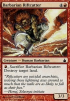 Ravnica: Barbarian Riftcutter