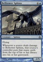 Ravnica: Belltower Sphinx