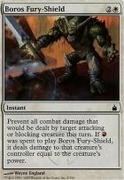 Ravnica: Boros Fury-Shield