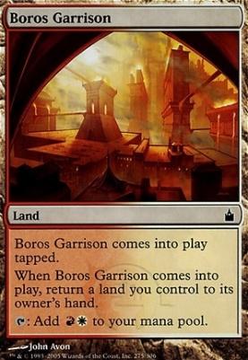 Ravnica: Boros Garrison