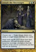Ravnica Foil: Consult the Necrosages