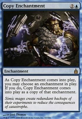 Ravnica: Copy Enchantment