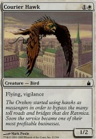 Ravnica: Courier Hawk