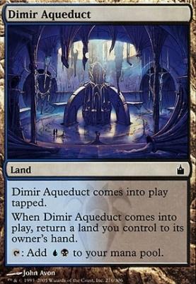 Ravnica: Dimir Aqueduct