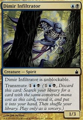 Ravnica: Dimir Infiltrator