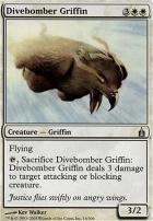 Ravnica Foil: Divebomber Griffin