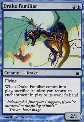 Ravnica: Drake Familiar