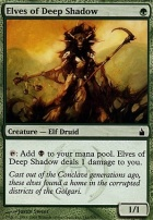 Ravnica: Elves of Deep Shadow