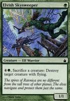 Ravnica Foil: Elvish Skysweeper