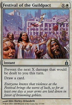 Ravnica Foil: Festival of the Guildpact