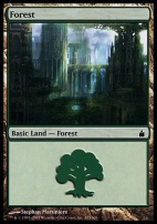 Ravnica: Forest (303 A)