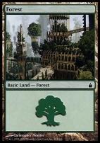 Ravnica: Forest (304 B)