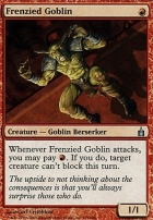 Ravnica: Frenzied Goblin