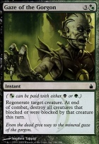 Ravnica Foil: Gaze of the Gorgon