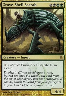 Ravnica: Grave-Shell Scarab