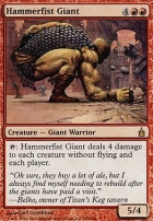 Ravnica: Hammerfist Giant