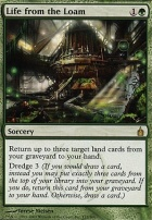 Ravnica: Life from the Loam