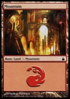 Ravnica: Mountain (299 A)
