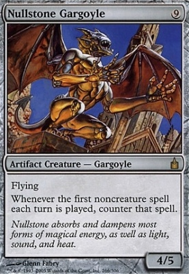 Ravnica: Nullstone Gargoyle