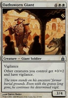 Ravnica: Oathsworn Giant