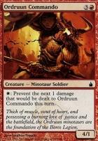 Ravnica: Ordruun Commando